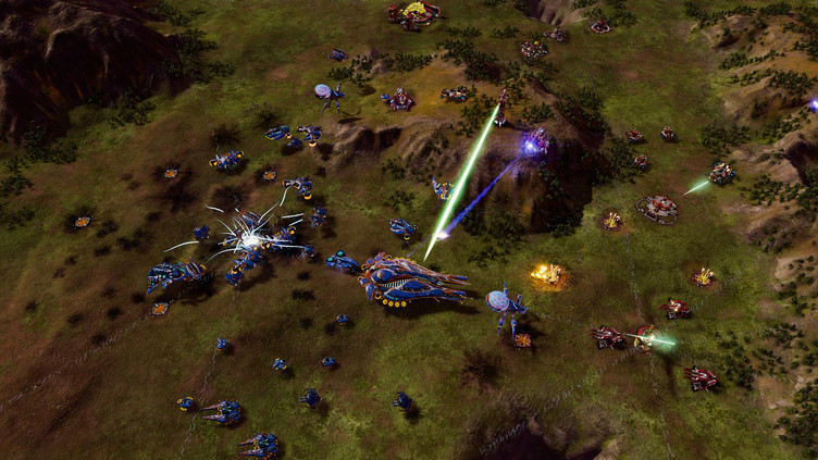 Ashes of the Singularity: Escalation - Hunter / Prey Expansion Screenshot 5