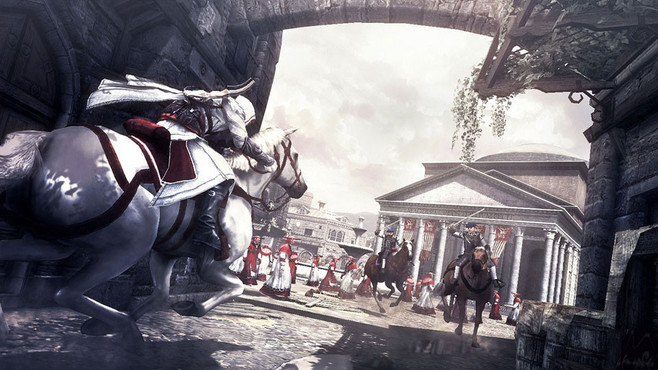 Assassin's Creed Brotherhood Deluxe Edition Screenshot 1