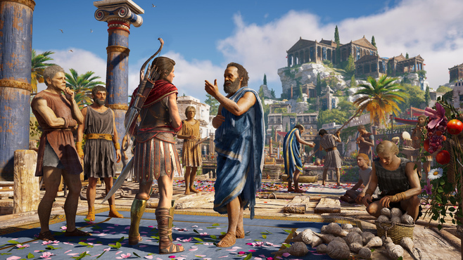 Assassin's Creed Odyssey - Deluxe Edition Screenshot 8