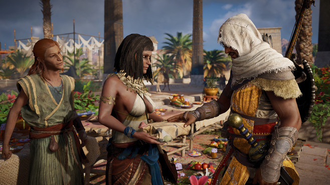 Assassin's Creed Origins - The Curse Of the Pharaohs Screenshot 4