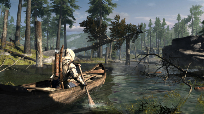 Assassin's Creed III - New Deluxe Edition Screenshot 1