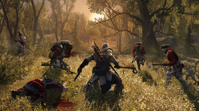 Assassin's Creed III - New Deluxe Edition Screenshot 2