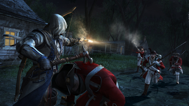 Assassin's Creed III - New Deluxe Edition Screenshot 3