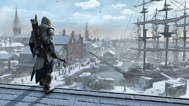 Assassin's Creed III - New Deluxe Edition Screenshot 4