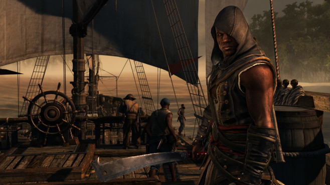 Assassin's Creed IV Black Flag Screenshot 1