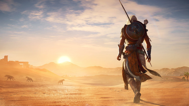 Assassin's Creed Origins Screenshot 4
