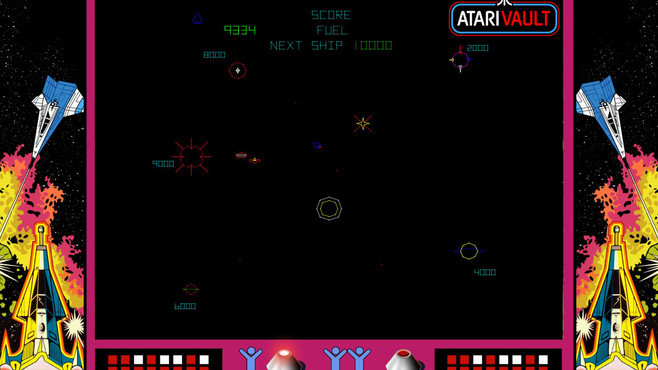 Atari Vault Screenshot 1