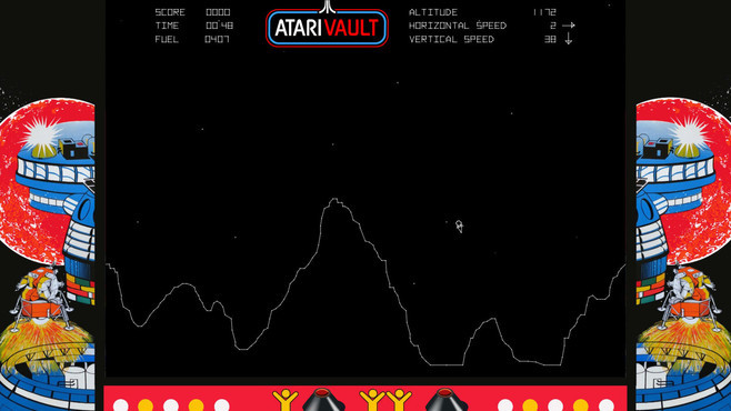 Atari Vault Screenshot 3