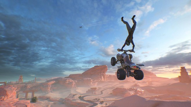 ATV Drifts & Tricks Screenshot 1