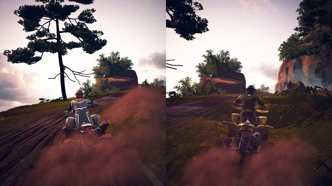 ATV Drifts & Tricks Screenshot 3