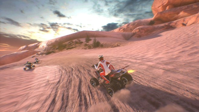 ATV Drifts & Tricks Screenshot 6