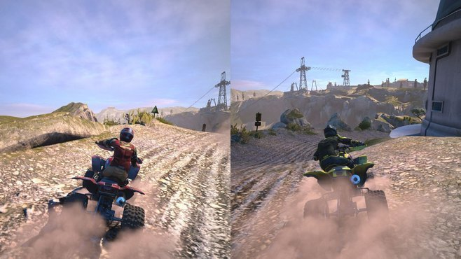 ATV Drifts & Tricks Screenshot 7
