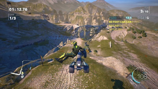 ATV Drifts & Tricks Screenshot 8