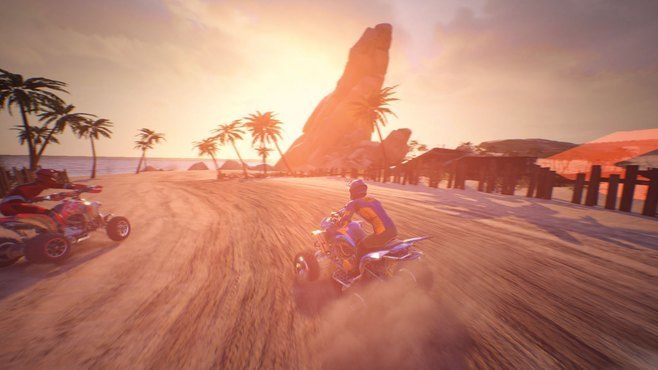 ATV Drifts & Tricks Screenshot 9