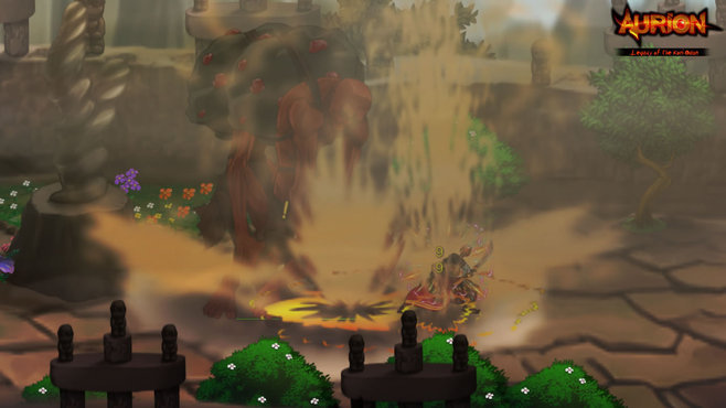 Aurion: Legacy of the Kori-Odan Screenshot 1