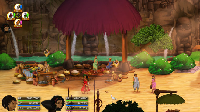 Aurion: Legacy of the Kori-Odan Screenshot 2