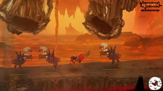 Aurion: Legacy of the Kori-Odan Screenshot 4