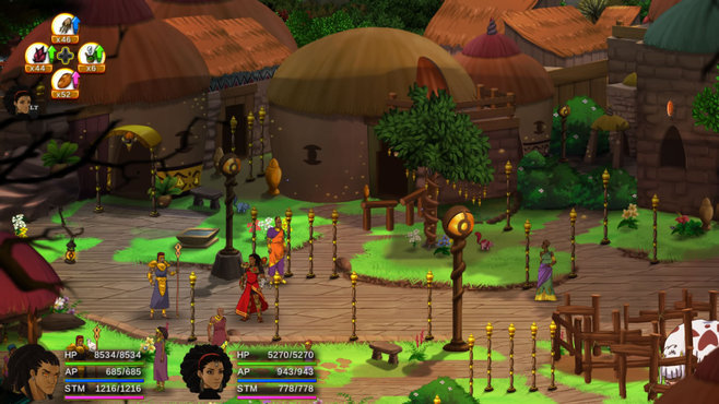 Aurion: Legacy of the Kori-Odan Screenshot 5