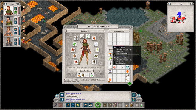 Avernum 2: Crystal Souls Screenshot 4