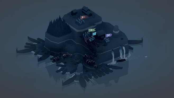Bad North: Jotunn Edition Deluxe Edition Upgrade Screenshot 4