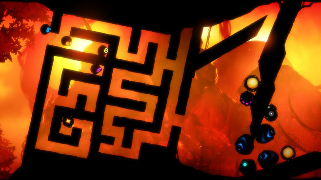 BADLAND: Game of the Year Edition Screenshot 2