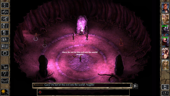 Baldur's Gate II: Enhanced Edition Screenshot 1