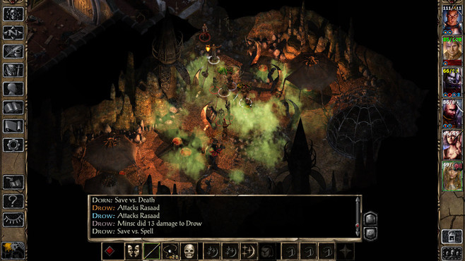 Baldur's Gate II: Enhanced Edition Screenshot 2