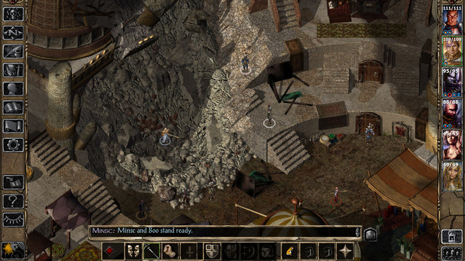 Baldur's Gate II: Enhanced Edition Screenshot 3