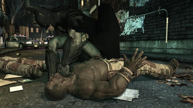 Batman: Arkham Asylum Game of the Year Edition Screenshot 1