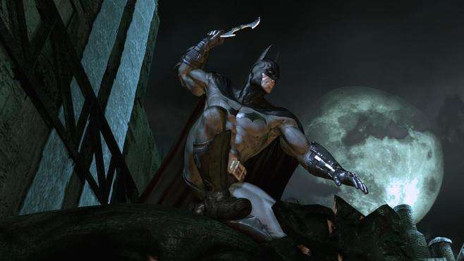 Batman: Arkham Asylum Game of the Year Edition Screenshot 3