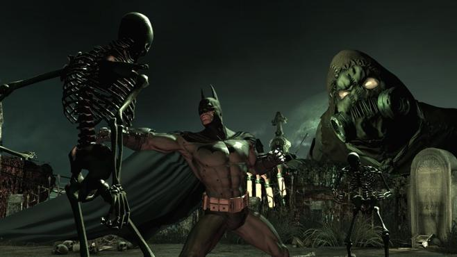 Batman: Arkham Asylum Game of the Year Edition Screenshot 7