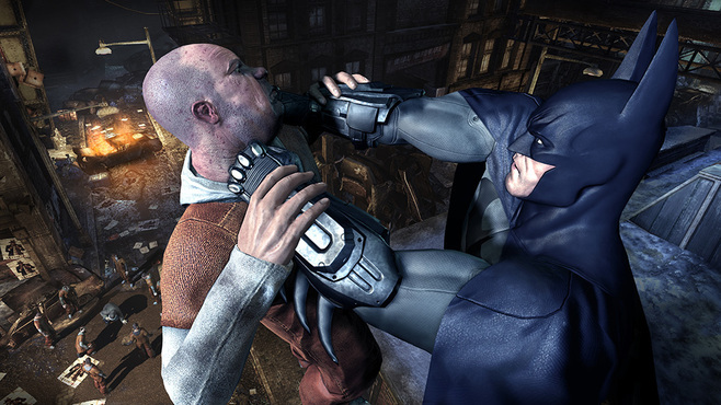 Batman: Arkham City Game of the Year Edition Screenshot 2