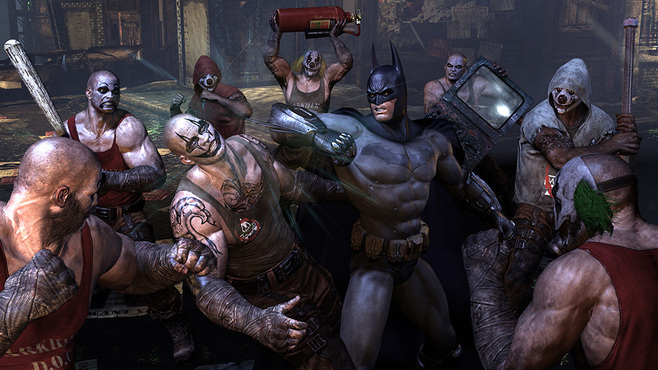 Batman: Arkham City Game of the Year Edition Screenshot 6