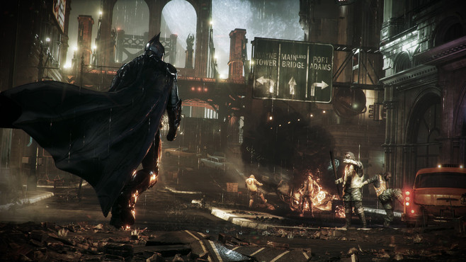 Batman: Arkham Knight Screenshot 2
