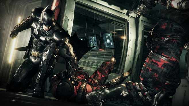 Batman: Arkham Knight Screenshot 4