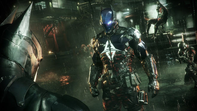 Batman: Arkham Knight Screenshot 7