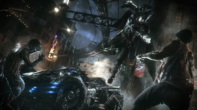 Batman: Arkham Knight Premium Edition Screenshot 9