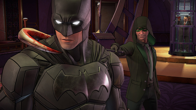 Batman: The Enemy Within - The Telltale Series Screenshot 1