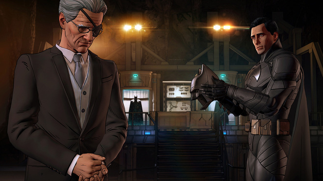Batman: The Enemy Within - The Telltale Series Screenshot 4