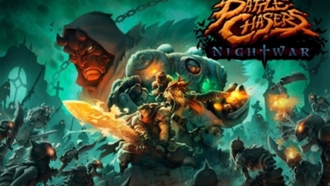 Battle Chasers: Nightwar Screenshot 14