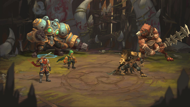 Battle Chasers: Nightwar Screenshot 20