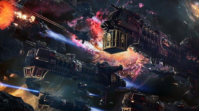 Battlefleet Gothic: Armada 2 Screenshot 1