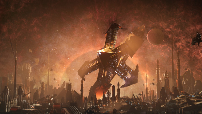 Battlefleet Gothic: Armada 2 Screenshot 2