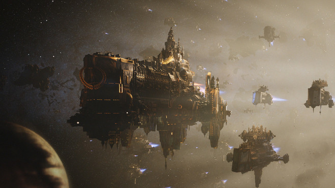 Battlefleet Gothic: Armada 2 Screenshot 3
