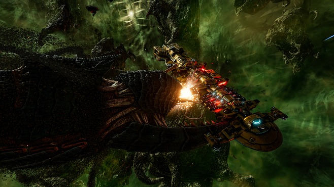 Battlefleet Gothic: Armada 2 Screenshot 4