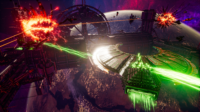 Battlefleet Gothic: Armada 2 Screenshot 6