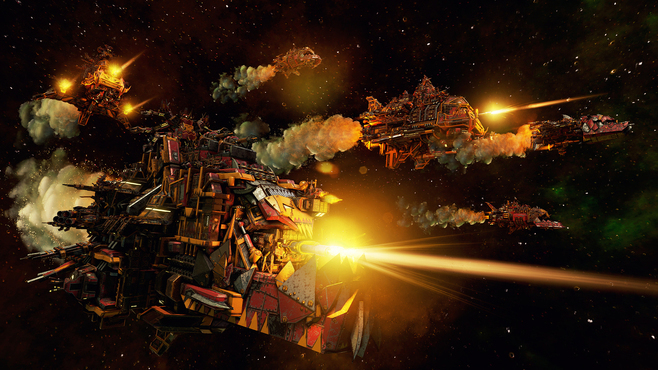 Battlefleet Gothic: Armada Screenshot 1