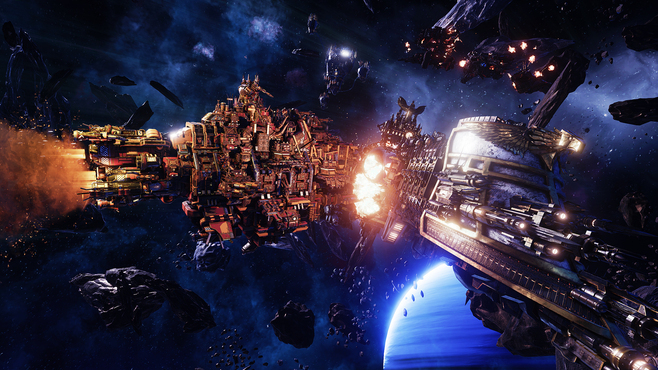 Battlefleet Gothic: Armada Screenshot 3