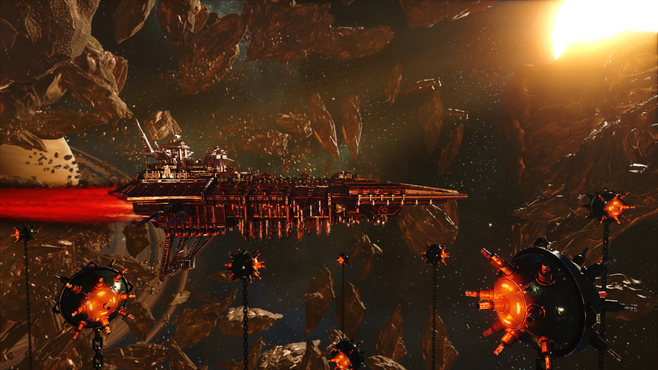 Battlefleet Gothic: Armada Screenshot 6