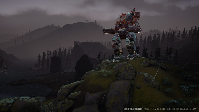 BATTLETECH Screenshot 3